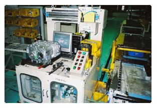 Transmission Case/Gearbox Housing & Nameplate Marking Machines
