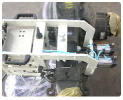 Standard Marking Heads Customised for Suspended Application